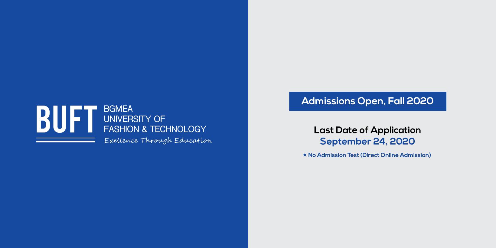 BGMEA University of Fashion & Technology